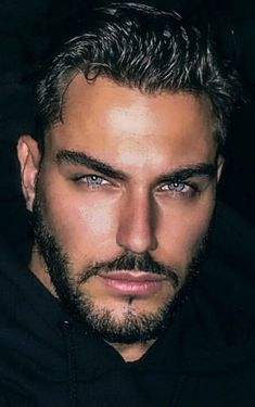 Hot Guys -Sexy pictures of Beautiful men Photos) Handsome Men Quotes, Handsome Arab Men, Handsome Actors, Haircuts For Balding Men, Cool Haircuts, Older Mens Long Hairstyles, Beautiful Men Faces, Gorgeous Eyes, Most Beautiful Man