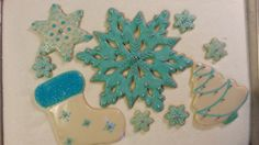 8 inch snowflake | Cookie Connection