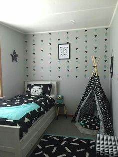 [New] The Best Home Decor (with Pictures) These are the 10 best home decor today. According to home decor experts, the 10 all-time best home decor. Bedroom Colors, Bedroom Decor, Bedroom Ideas, Cool Kids Bedrooms, Home Room Design, House Rooms, Girl Room, Interior Design Living Room, Decoration