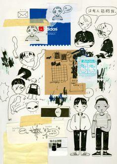 mlysza: sketchbook part 7