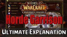 "град Horde Garrison explanation of World of WarCraft videogaming |  > Old Church Slavonic градъ (grádŭ), > reflex of Proto-Slavic *gordъ (""settlement, enclosed place"") see Gordion, Turkey. Doublet of го́род (górod) > Polish horda > Russian орда (orda, ""horde"", 'clan, troop'"") > Mongolian tartar Golden Horde |  Scottish Gaelic: gearastan > Old French garison, guarison, > Frankish-Germanic origin; compare guard, ward."