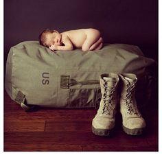 Military baby photo for hopefully a baby boy the second time. Military Baby Pictures, Military Photos, Newborn Pictures, Infant Pictures, Infant Photos, Cute Baby Photos, Children Photography, Infant Photography, Photography Ideas