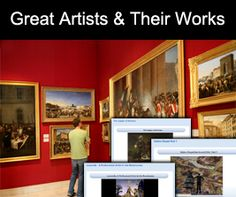 Are you an aspiring artist or interested in learning more about art? Study the great artists such as Picasso and Da Vinci and their works by logging onto http://alison.com/courses/Great-Artists-and-Their-Works
