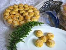 Resep kue kering kacang mede