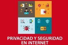 Guía de privacidad y seguridad en internet.
