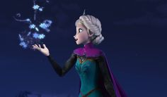 Is your personality most like Elsa's? Find out:
