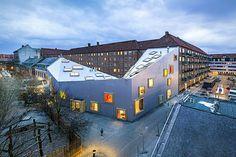 Billedresultat for kulturhus amager