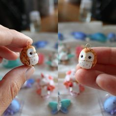 thelittlemew Smol barn owlet! I'm making two of these beans ✨ I had decided to wait for all the GOT episodes to come out and then binge watch them all, but just the first week spoilers were everywhere, even on the news so I gave in  I'm caught up with the books but I think the show has too, so I'm more fussy about them spoilers. A shan't say anything more ✨