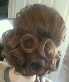 Pentecostal Hairstyles, Simple Casual Hairstyles and Pin Curl Updo