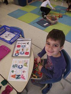 J'ajoute le son initial devant chaque image...La maternelle de Francesca: Nos petits ateliers #5