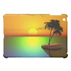 Little Island  Case For The iPad Mini