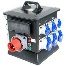 Generators & Mains Power Distribution for events