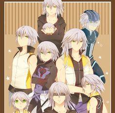 Riku: Kingdom Hearts.