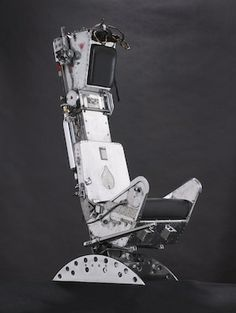 Martin Baker ejection seat, 2010