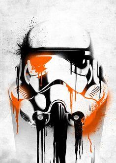 banksy maskedtroopers masked trooper stormtrooper starwars star wars