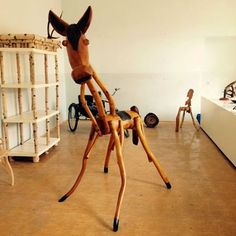 Wooden Horse/Designblok 2014 Wooden Horse, Stationary, Design Inspiration, Bike, Places, Bicycle, Bicycles, Lugares