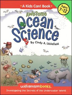 Awesome Ocean Science!   Main photo (Cover)
