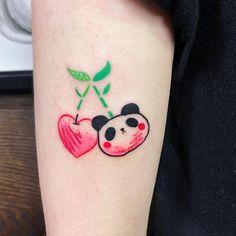 "💛Si S!❤️(South Korea) on Instagram: ""사랑스러운 팬더..🎋🍃🌿🎋"""