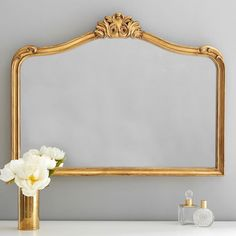 33x25 Anthropologie Mirror, Pottery Barn Kids Backpack, French Mirror, Jewelry Wall, Mirrors For Sale, Pottery Barn Teen, Pottery Barn Mirror, Unique Lamps, Unique Mirrors