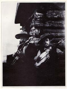 Cowboy benjo players