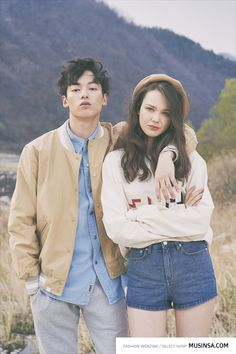 Korean Couple Fashion