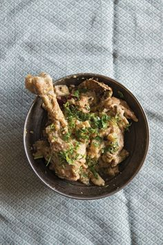 Safed Maans (Rajasthani White Chicken Curry) | SAVEUR