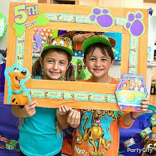 Image result for scooby doo themed birthday party ideas