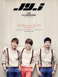 #JYJ Summer Special Magazine to be Released in Both Korea and Japan More: http://www.kpopstarz.com/articles/34267/20130712/jyj-summer-special-magazine-to-be-released-in-both-korea-and-japan.htm