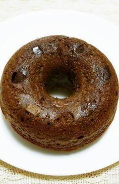 バレンタインに♥HM濃チョコ焼きドーナツ