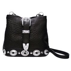Image of L A I R Leather Baby Buckley Bag