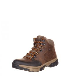 Rocky Boots RKS0300 M ENDEAVOR POINT Brown wasserdichter Herren Schnürstiefel - braun Rocky Boots, Fashion Boots, Hiking Boots, Shoes, Mens Lace Up Boots, Get Tan, Zapatos, Shoes Outlet, Footwear