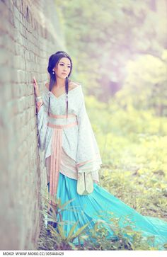 Traditional chinese costume hanfu