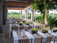 Wolffer Estate Vineyard - Sagaponack NY - Rustic Wedding Guide