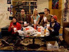 the big bang theory | The Big Bang Theory, guiones Duracell | Tele Discreta