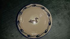 Duck & Wave French Bowl 1986-1988 (Discontinued)