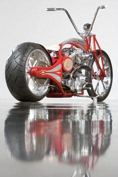 Jesse Rooke Chop Shop Bike