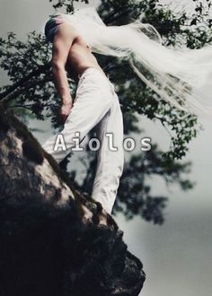 Gods and Goddesses of Olympus -- Aiolos, God of the wind