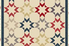 American Beauty - Free Quilt Pattern