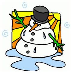 Teaching with TLC: FUN winter activities for kids. Melting snowman game is cute.