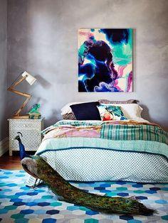 Teollisuustyyliä - Industrial Style  Marie Claire Maison                         Boheemia tyyliä -Bohemian Style   Our Style Stories       ...