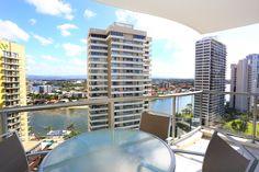 Sold 2131 'Chevron Renaissance' 23 Ferny Ave, Surfers Paradise QLD 4217 on 06 Feb 2019 - 2014393317 Renaissance, Chevron, Gold Coast, Marina Bay Sands, Building, Travel, Viajes, Buildings, Trips