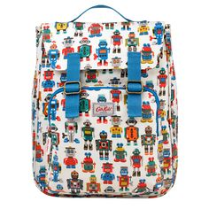 Robots Kids Backpack | Everything but Gift Cards | CathKidston
