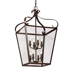 Sea Gull Lighting 5119408 8-Light Lockheart Foyer Light