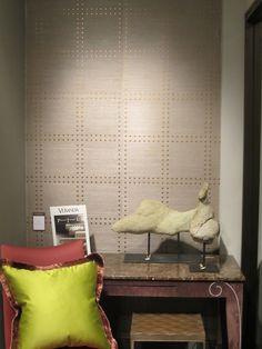 Love this paper.  Showroom Gallery • Grasscloth Wallpaper • Natural Wallcoverings • Phillip Jeffries Ltd.