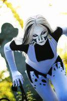DC Comics Cosplay (Silver Banshee)