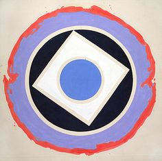 kenneth noland american artist - Google Search