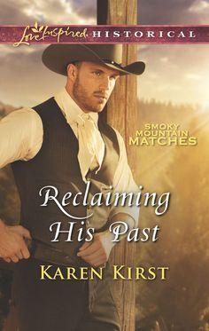 Karen Kirst - Reclaiming His Past / #awordfromJoJo #CleanRomance #ChristianFiction #KarenKirst