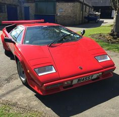 Stateway Auto Transport This is how we Rock. #LGMSports transport it with http://LGMSports.com Countach