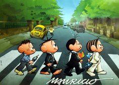 Limoeiro Road -- por Maurício de Souza