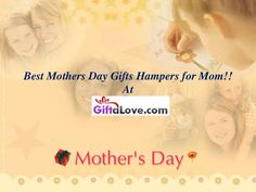 Best Mothers Day Gifts Hampers for Mom!!